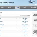 Fraud Prevention Community - Forum